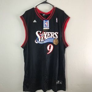 NBA sixers jersey